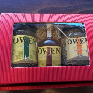 Whisky Geschenkset OWEN
