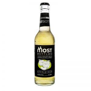 Schwarzstoff-Apfel-Cider