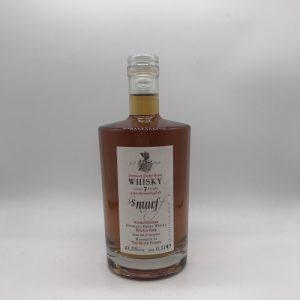 Brennerei-Gruener-Baum-Smurf-Emmer-Whisky-Flasche