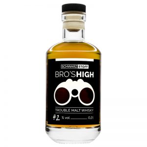 BRO'S HIGH Bourbon Edition, deutscher Whisky