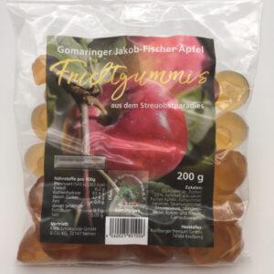 Fruchtgummis-Apfel