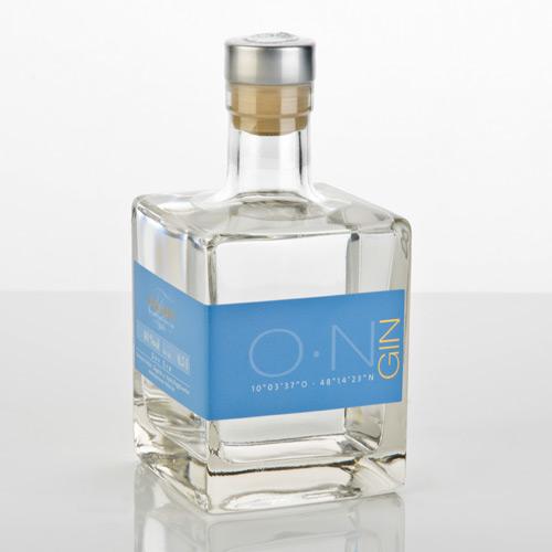 GIN O.N. aus der Brennerei Feller - 40% vol. 0,5 ltr.
