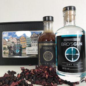 Schwarzstoff - Gin Tonic Set