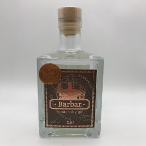 Barbar London Dry Gin | Deutscher Gin