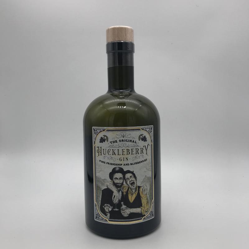 Huckleberry Gin - 44% vol. - 0,5ltr.