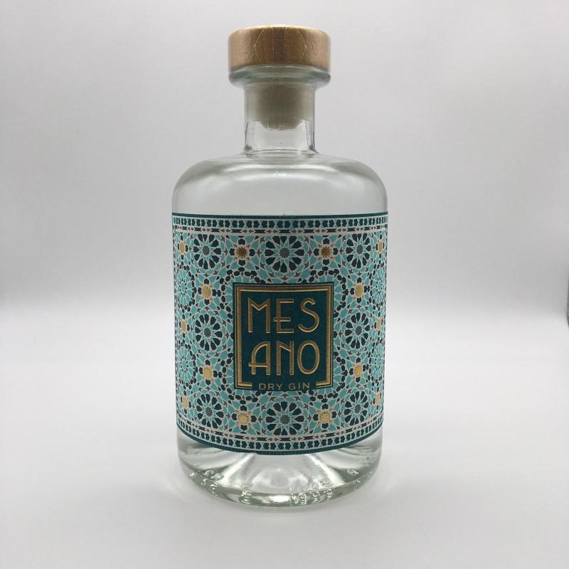 MESANO Gin (ehemals Mosaik Gin) - 42% vol.