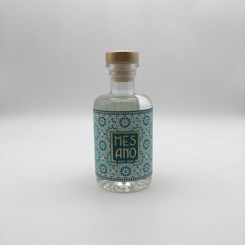 MESANO Gin (ehemals Mosaik Gin) - 42% vol. 0,1 ltr.