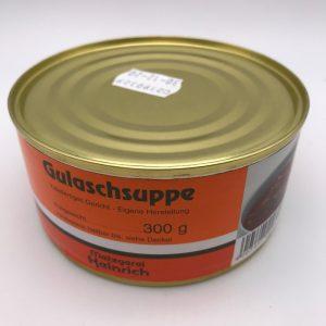 Gulaschsuppe 300g Dose