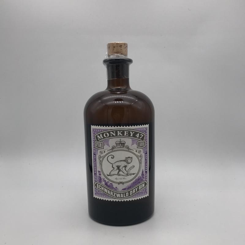 Monkey 47 Dry Gin 47% vol. 0,5 l