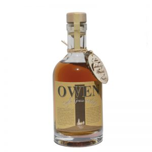 Schwaebischer Whiskey Owen Single Grain 0,35l
