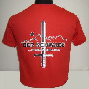 T-Shirt-DER-SCHWABE-rot-back