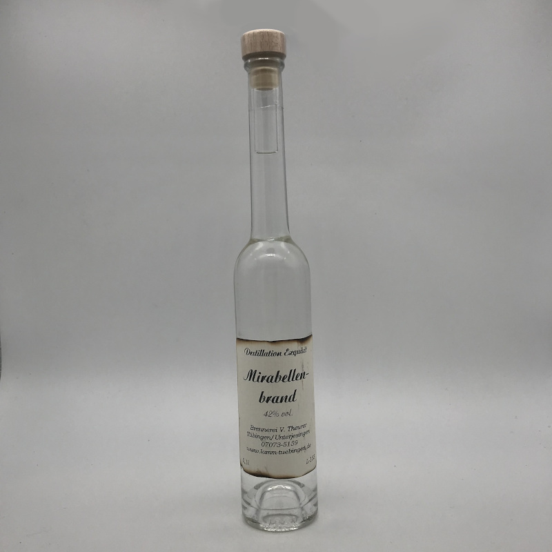 Mirabellen-Brand - Destillat Exquisit 42% vol. 0,1ltr.