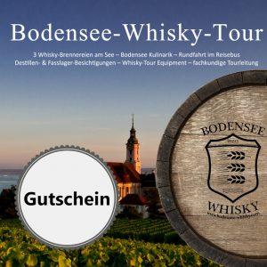 Gutschein Bodensee-Whisky-Tour