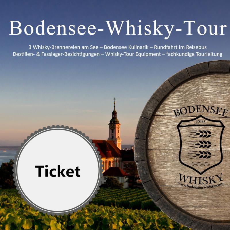 Bodensee-Whisky-Tour Terminbuchung