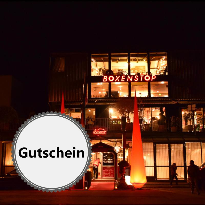 GUTSCHEIN - Whisky Tasting im Automuseum BOXENSTOP - ohne Termin
