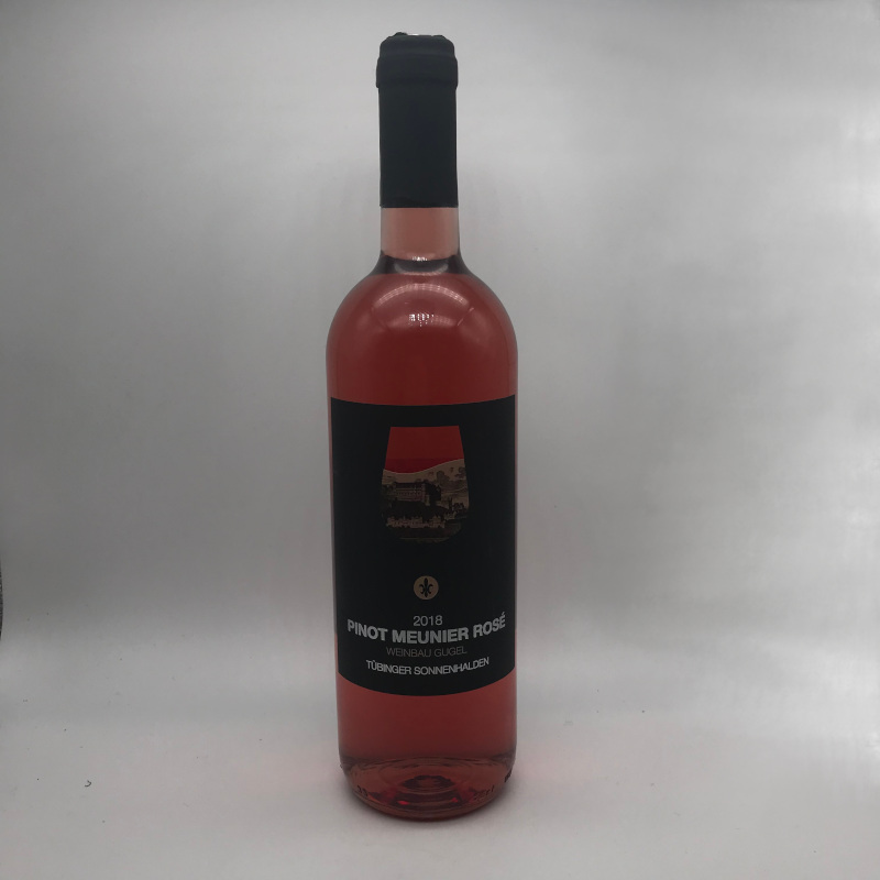 Pinot Meunier Rosé - Qualitätswein, 13% vol., 0,75l