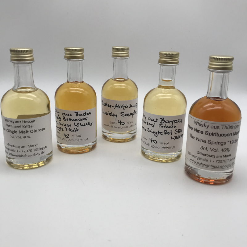 Whisky Sample-SET
