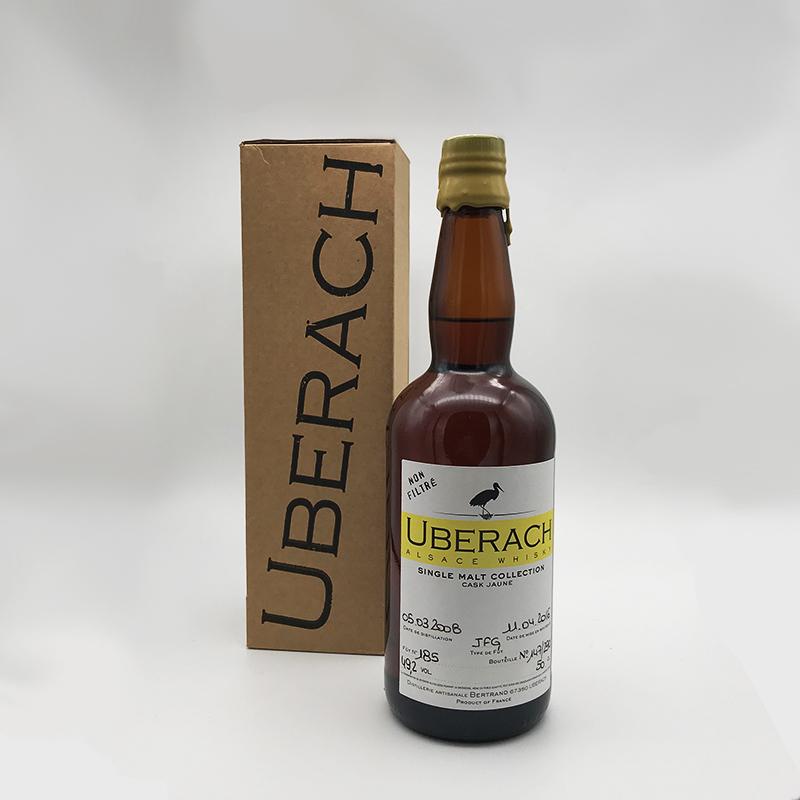 Whisky Single Malt Cask Jaune