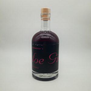 Hofmeister's Sloe Gin