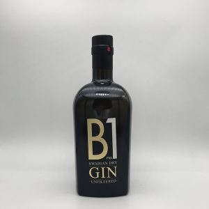 B No 1 - Swabian Dry Gin - 45% vol.