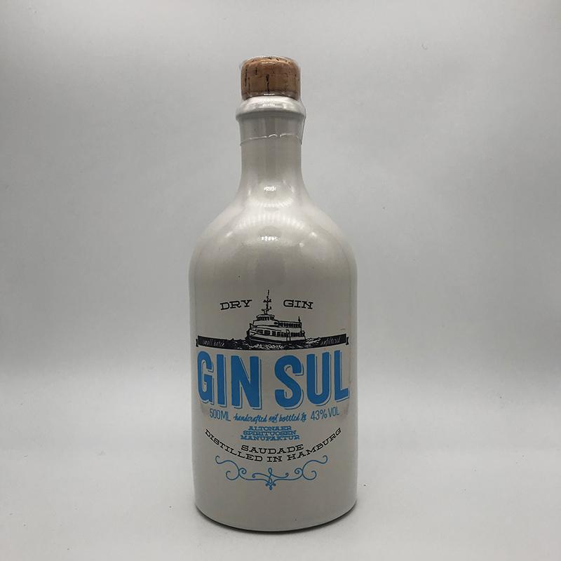 GIN SUL - 43%, 0,5 ltr.