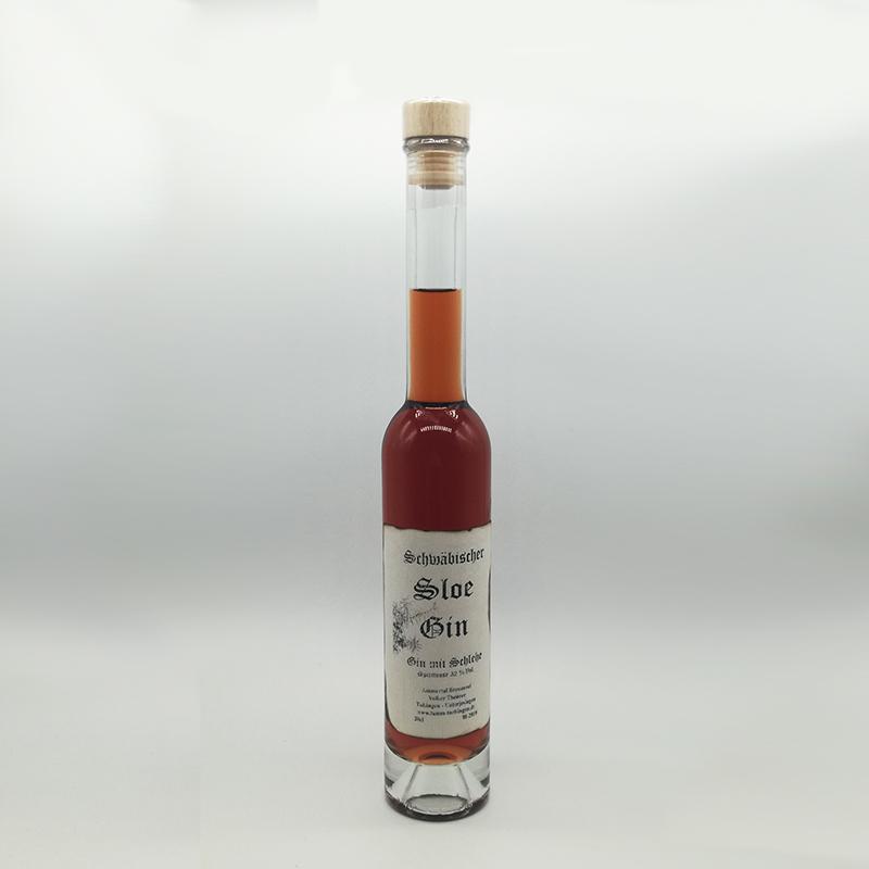 Theurer Schwäbischer Sloe Gin- 32% vol. 0,2 ltr