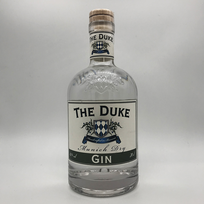 THE DUKE Munich Dry Gin - 45% vol., 0,7 ltr.