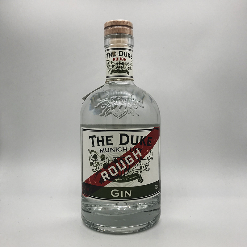 THE DUKE Rough Gin - 42% vol., 0,7 ltr.