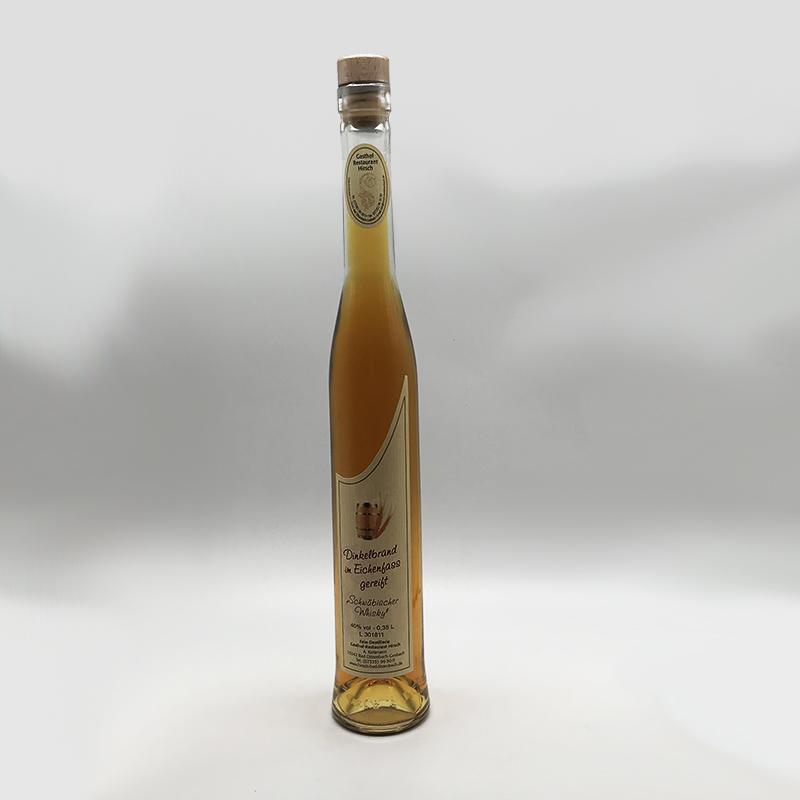 Kottmann's Schwäbischer Whisky - Dinkel-Alb-Whisky, 40% vol. 0,35ltr.