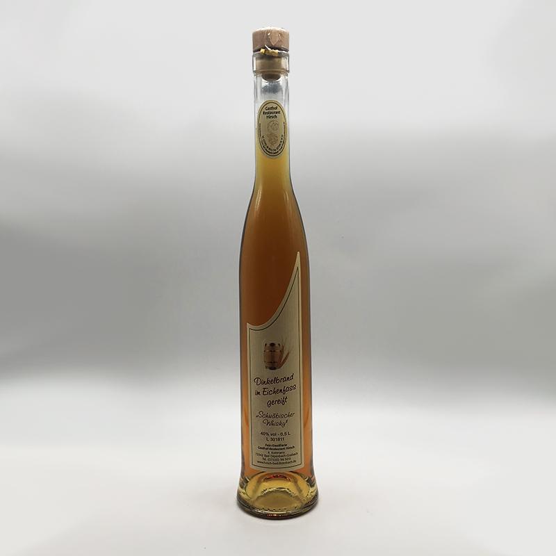 Kottmann's Schwäbischer Whisky - Dinkel-Alb-Whisky, 40% vol.