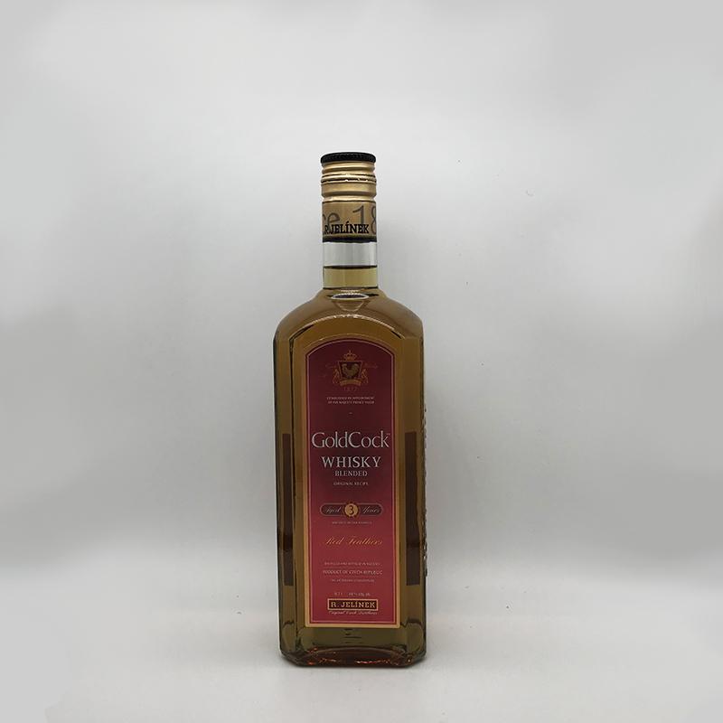 Gold Cock - Blended Whisky 40% vol.
