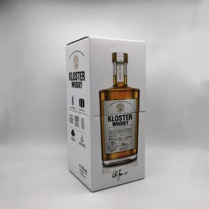 Klosterwhisky-Karton