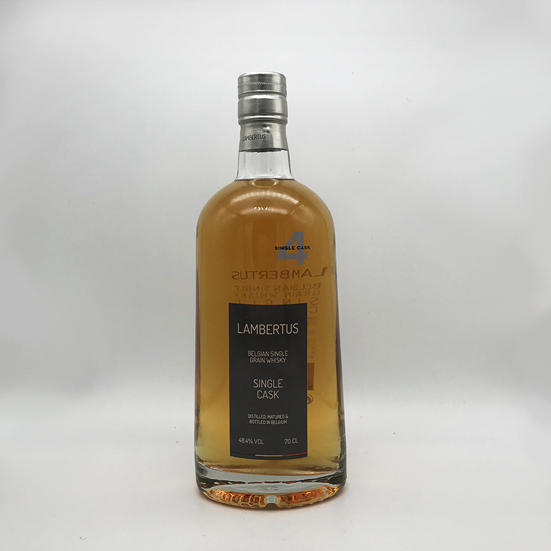 Lambertus Single Cask Whisky 48,4% vol. 0,7 l