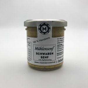 Mühlensenf - Schwaben Senf, 130ml/140g