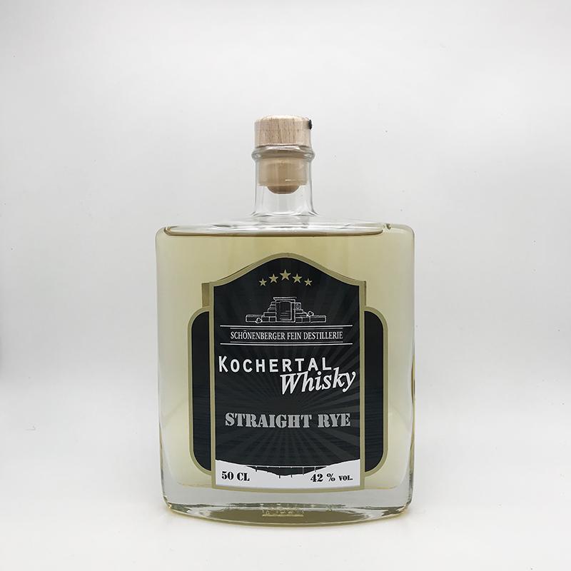 Kochertal Whisky - Straight Rye 42% vol. 0,5ltr.