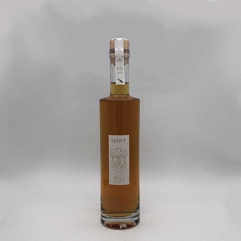 SENFT- RUM, deutscher Rum 40% Vol. 0,35 ltr.