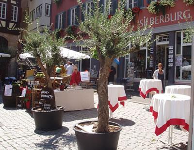 Silberburg am Markt