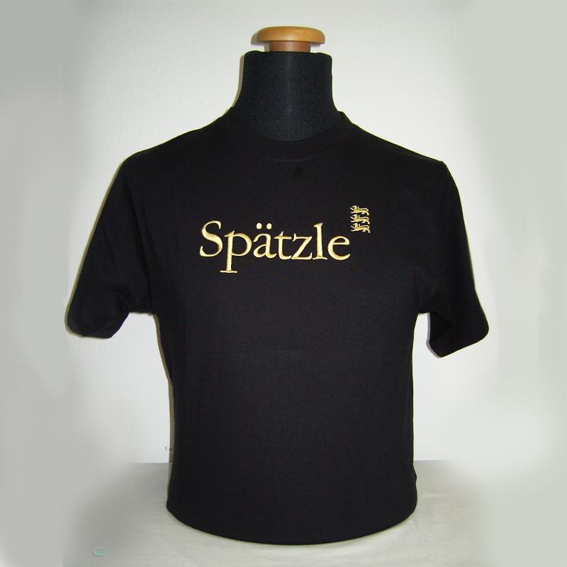 Spätzle-Shirt - unisex - 100% Baumwolle