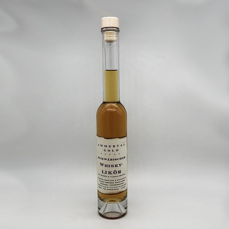 Ammertal Gold - Schwäbischer Whisky- Likör, 32% vol. 0,2ltr.
