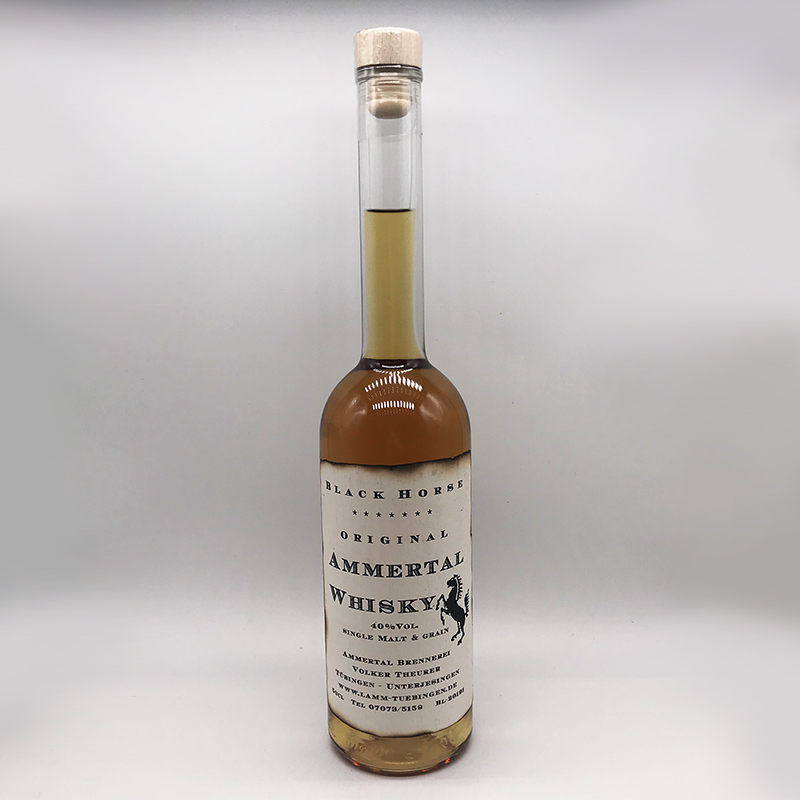 Black Horse - Ammertal- Whisky 40% vol.