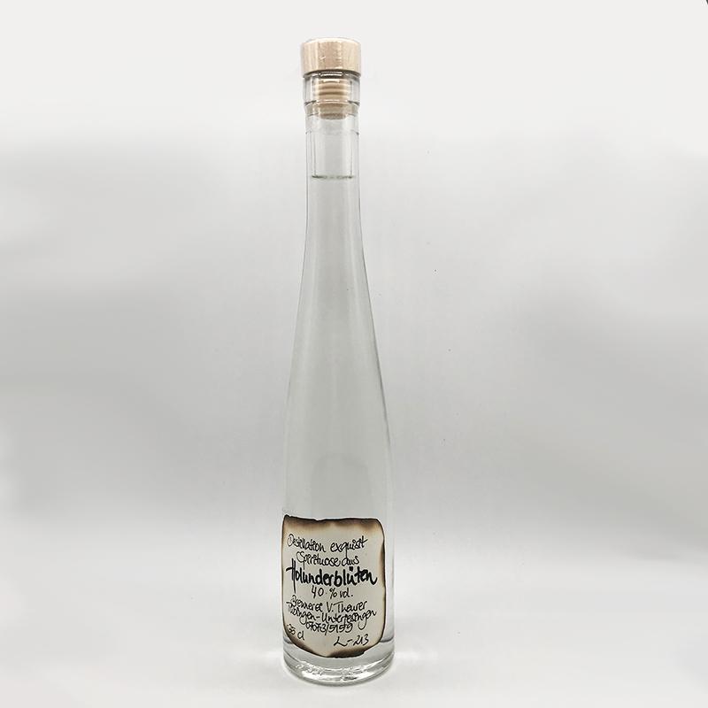Holunderblütengeist - Destillat Exquisit 42,4% vol.