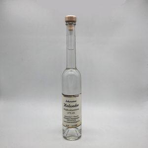 Schwarzer Holunder - Destillat Exquisit -Holunderblütengeist 42% vol.