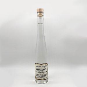 Wildfruchtspirituose - Waldhimbeerenbrand - Destillat Exquisit 42% vol. 0,35 l