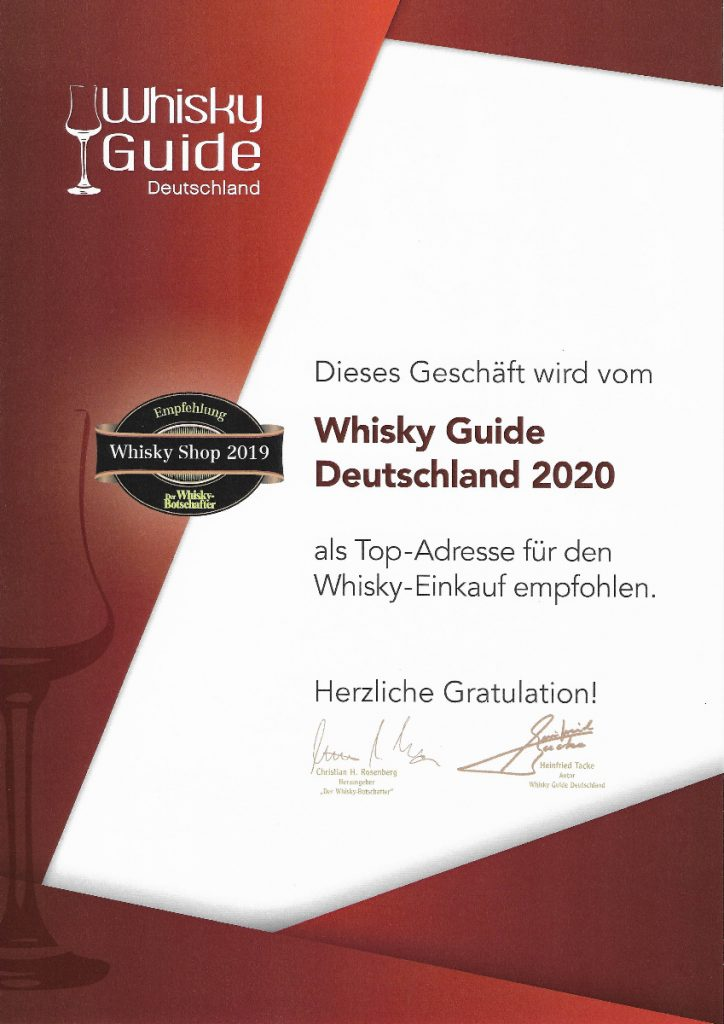 Whisky Guide Deutschland