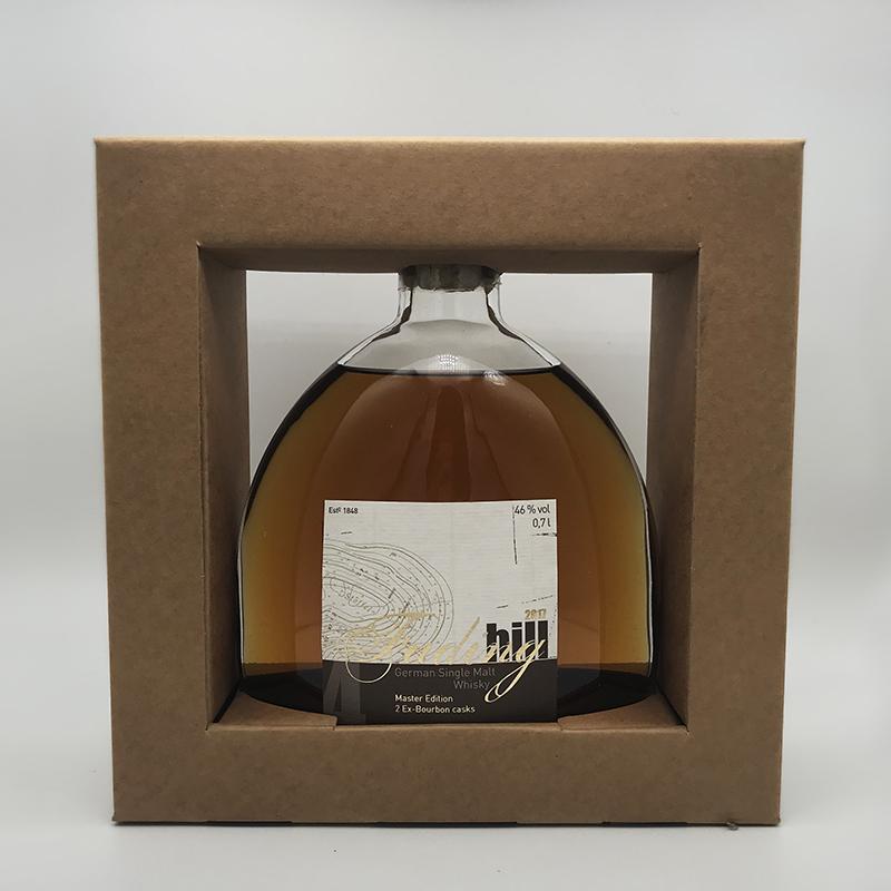 Fading Hill Single Malt Whisky,46% vol. 0,7 ltr.