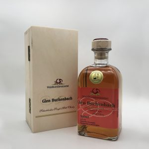 Glen Buchenbach Port - Single Malt Whisky, 43% vol. 0,5l
