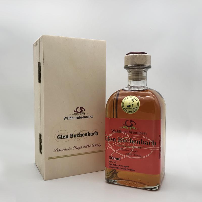 Glen Buchenbach Port - Single Malt Whisky, 43% vol. 0,5ltr.