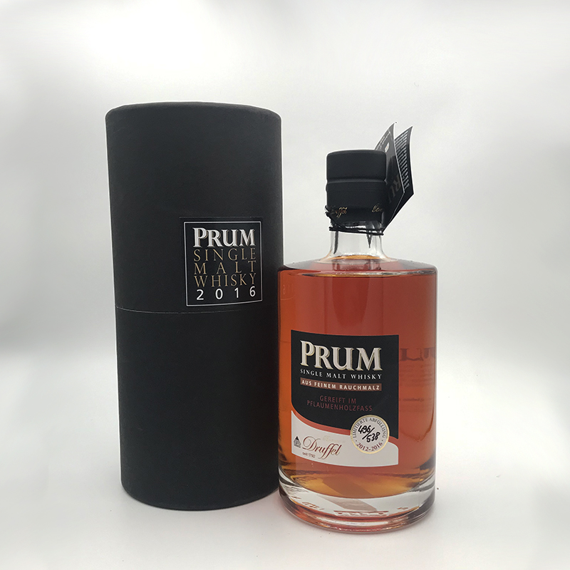 PRUM - Single Malt Whisky 47% vol., 0,5 ltr.