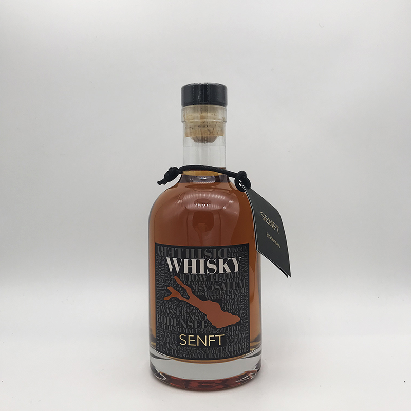Senft Bodensee-Whisky, Single Malt, 42% vol. -0,35 ltr.