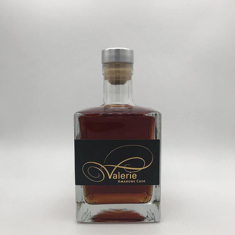 Valerie - Finish im Amaronefass - Single Malt Whisky - 40% vol. 0,5 ltr.